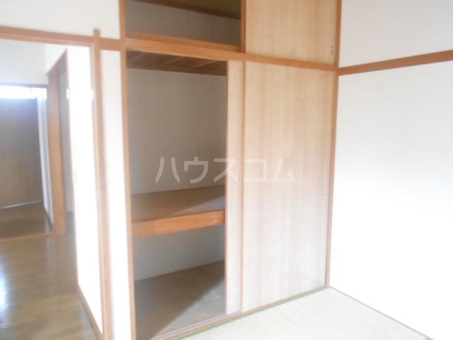 ロイヤルハイツ三浜 101号室の収納