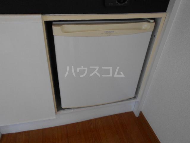 グリーンハイツ稲 202号室のキッチン