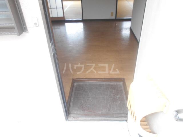 堀コーポラス 205号室の玄関