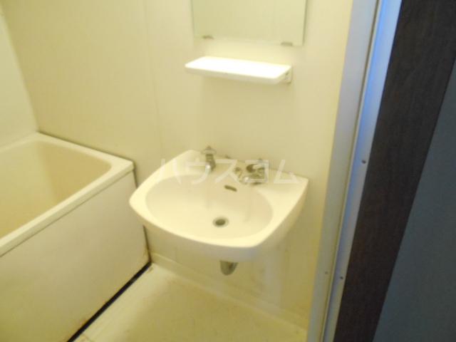 堀コーポラス 205号室の洗面所