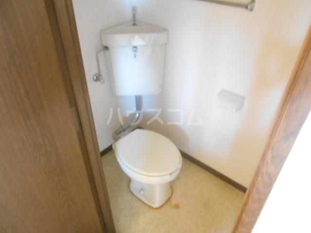 堀コーポラス 205号室のトイレ