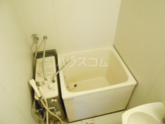 堀コーポラス 205号室の風呂