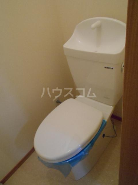 アルペンローゼ 101号室のトイレ