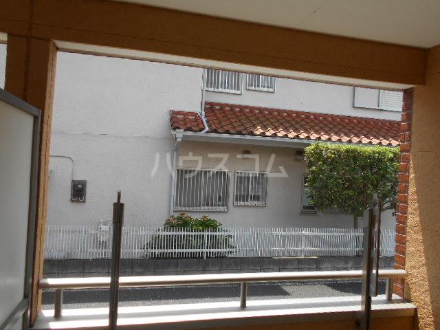 アルペンローゼ 101号室の景色