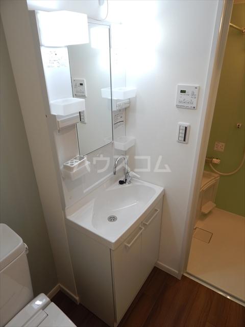 アヴェニール岩槻 106号室の洗面所