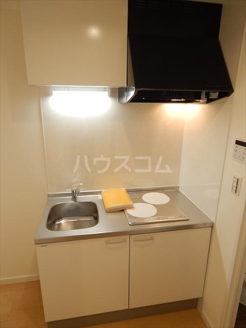 アヴェニール岩槻 106号室のキッチン