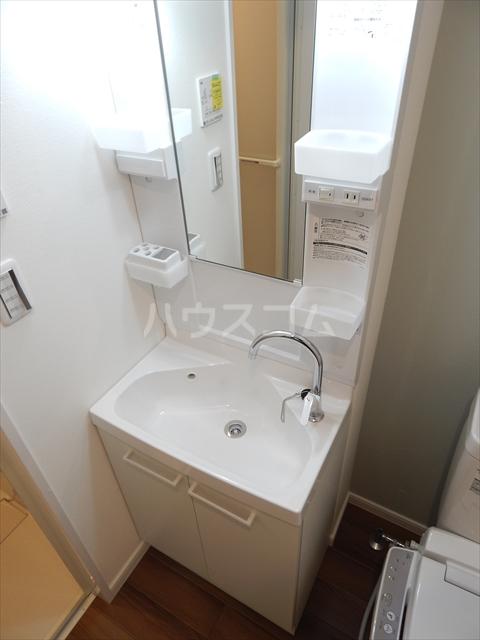 アヴェニール岩槻 109号室の洗面所