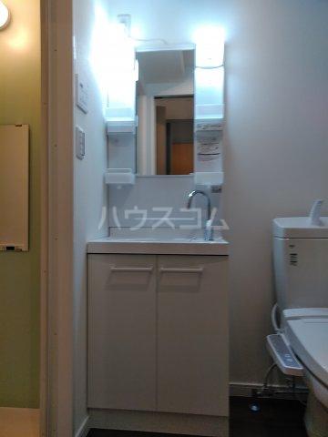 アヴェニール岩槻 201号室の洗面所