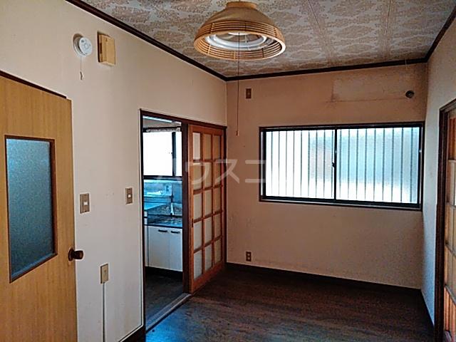 リバーサイドイン堂山B 101号室のリビング