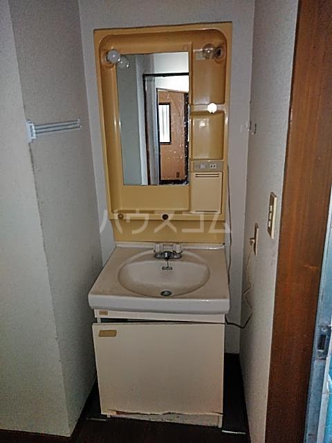 リバーサイドイン堂山B 101号室の洗面所