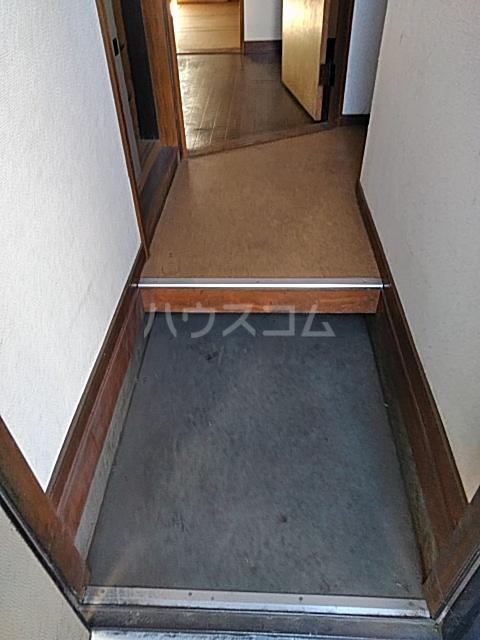 リバーサイドイン堂山B 101号室の玄関