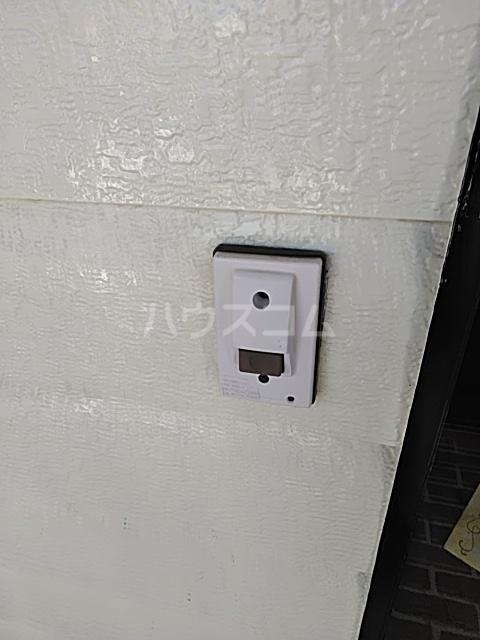 リバーサイドイン堂山B 101号室のセキュリティ