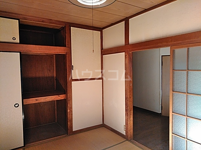リバーサイドイン堂山B 101号室の居室