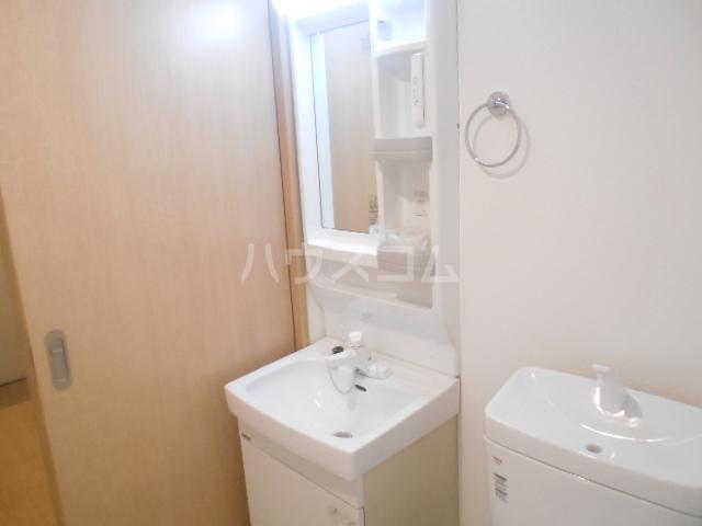 ウエストハイム備後西 101号室の洗面所