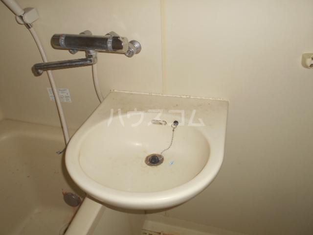 ランドフォレスト春日部Ⅱ 106号室の洗面所