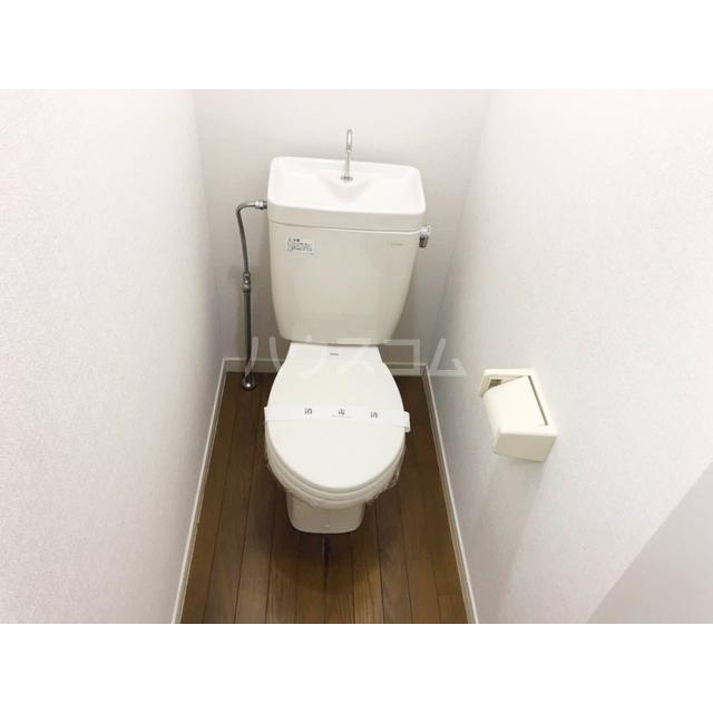 アズーリ白金 104号室のトイレ