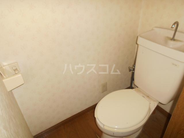 ハイツタナカⅡ 202号室のトイレ