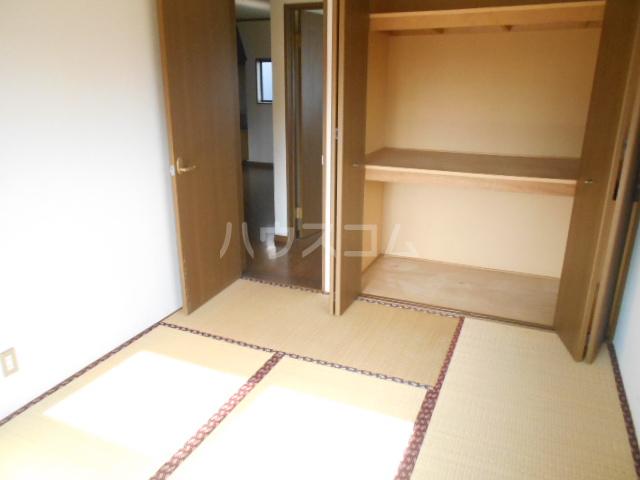 ハイツタナカⅡ 202号室の収納