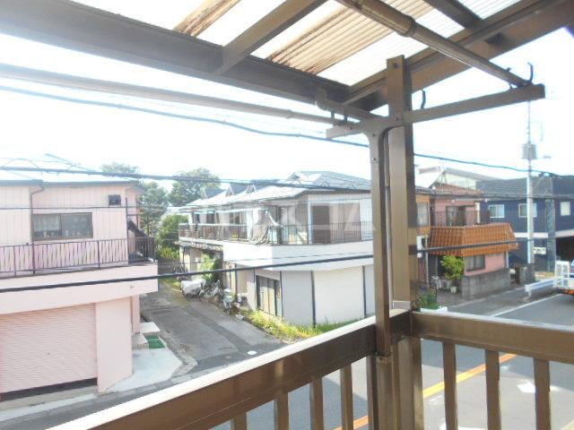 ハイツタナカⅡ 202号室の景色