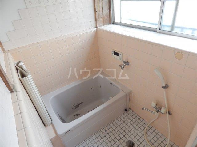 野田市木間ケ瀬貸家の風呂
