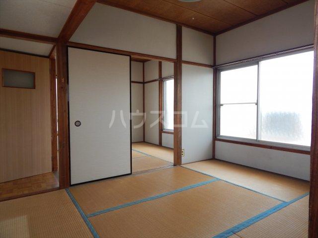 野田市木間ケ瀬貸家の居室