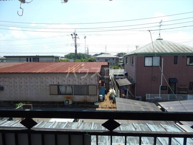 野田市木間ケ瀬貸家の景色