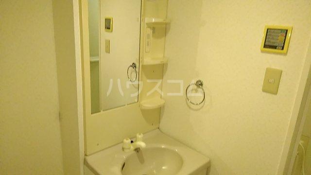 グレイス青葉 301号室の洗面所
