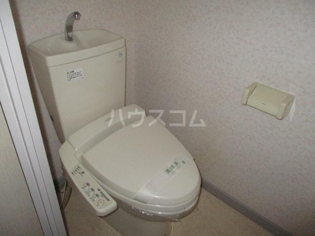 さつきビル 403号室のトイレ