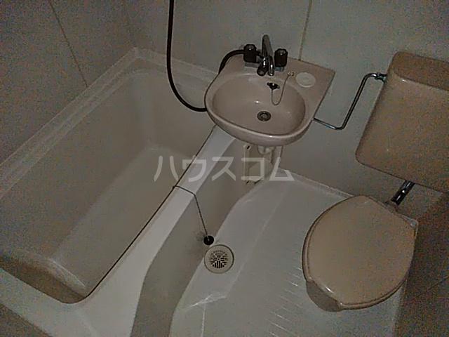 アイビー鷺沼 303号室の洗面所