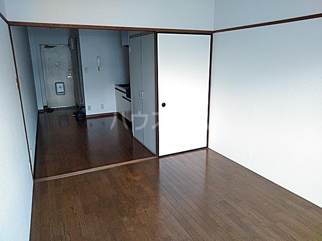 アイビー鷺沼 303号室のトイレ