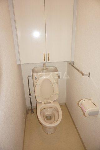 西船橋駅前パークホームズ 809号室のトイレ