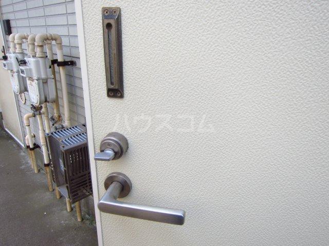 カサフローラ津田沼 104号室のセキュリティ