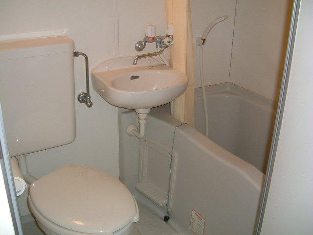 エスポワールC 202号室の風呂