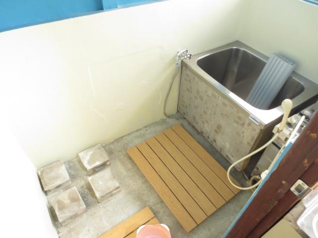 末広荘 201号室の風呂
