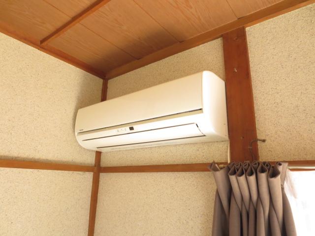 末広荘 201号室の設備