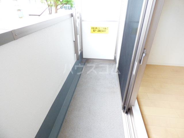 ダイワティアラ津田沼Ⅵ 113号室のバルコニー