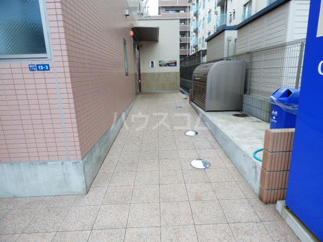 ダイワティアラ津田沼Ⅵ 113号室のエントランス