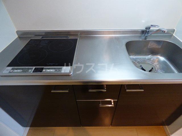 ダイワティアラ津田沼Ⅵ 113号室のキッチン