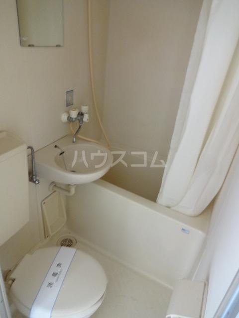 ハイツ田喜野井 106号室の風呂