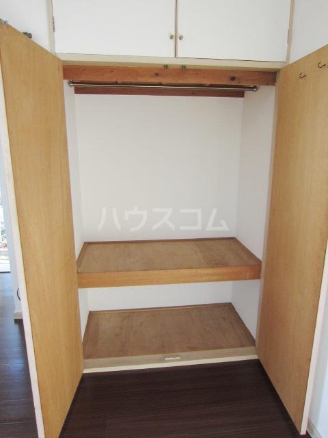ハイツ田喜野井 106号室の収納