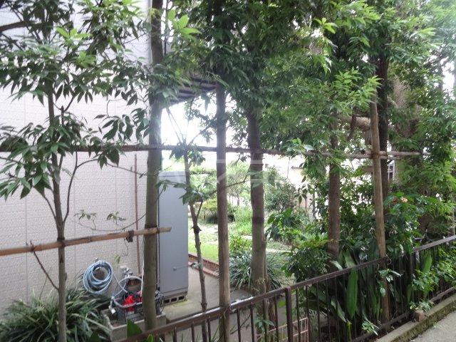 ハイツ田喜野井 106号室の景色