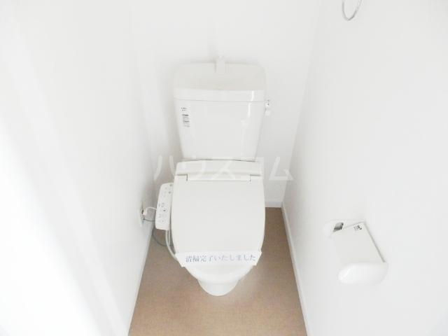 サラビアンカ東習志野 201号室のトイレ