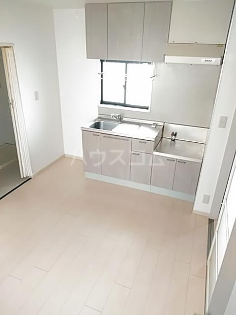 サンモール薬円台 106号室のキッチン