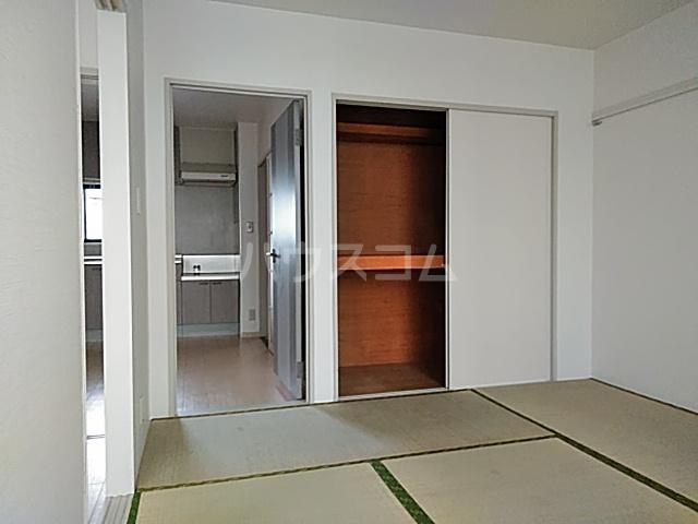 サンモール薬円台 106号室の収納