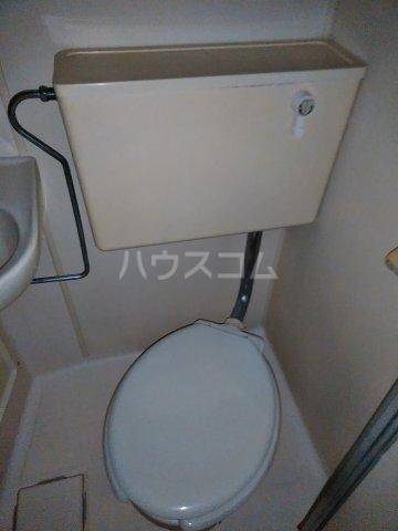スカイコート武蔵小杉第5 105号室のトイレ