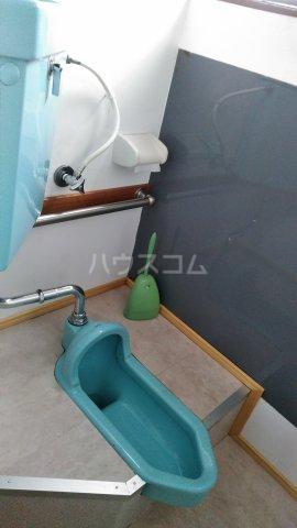富士見荘 201号室のトイレ