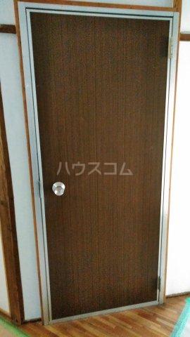 富士見荘 201号室のセキュリティ