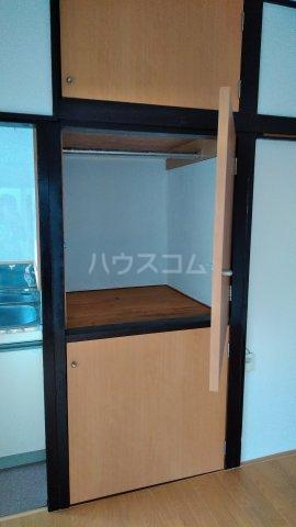 富士見荘 201号室の収納