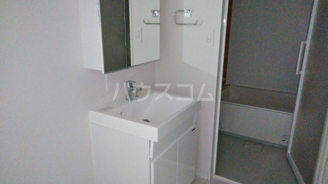 コンフォータブル中原の洗面所