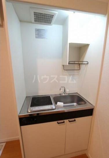 TM上平間  101号室のキッチン